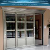 Китай Top10 алюминиевых дверей с помощью двойных очки для интерьера
