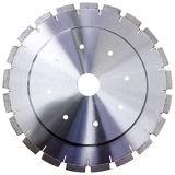 Corte a seco Diamante segmentada lâmina circular viu para betão