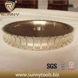 Broyeur portatif en métal Sunny America Stone Diamond Diamond