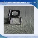 100% malla de alambre de plata pura malla tejida de plata