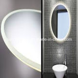 فضة/ألومنيوم [لد] مرآة لأنّ مستحضر تجميل غرفة حمّام ضوء مرآة