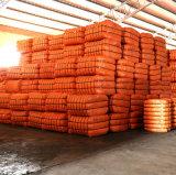 fibre discontinue de polyesters de Vierge de 15D 64mm Hcs pour les édredons remplissants de paliers de literies