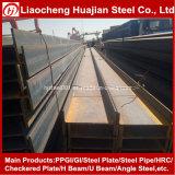 China, laminado en caliente H viga de acero en perfil de acero