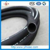 Boyau hydraulique en caoutchouc tressé de fil à haute pression pour 1sn 2sn R1 R2