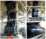 1mm geomembrana de HDPE Pond a camisa utilizados na aquicultura de pepino do Mar