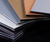 Surface de PVDF 10 ans de garantie de qualité du Panneau-Aludong composé en aluminium