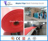 Linea di produzione di plastica della stuoia del pavimento, moquette dei materiali del PVC che fa macchina