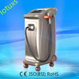 آلة إزالة الشعر بالليزر ذات شفرة ثنائية معتمدة من CE عيار 810 نانومتر