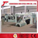 Máquina de corte automático de acero / línea de corte longitudinal