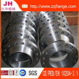 BS4504 Pn16 Volta os flanges da junta de aço carbono (A105 flange)