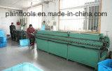 Le brin et le filament ont mélangé le balai au traitement en plastique rouge