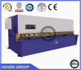 Машина QC11Y-12X3200 гидровлической гильотины CE режа