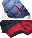Chaleco sin mangas del hombre de la alta calidad, chaleco del invierno y chaleco al aire libre