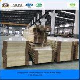 El panel rápido y fácil de la ISO del SGS de la construcción 120m m de la PU de emparedado