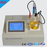 Sws 변압기 기름 습기 또는 물 Titrator 모형 검사자