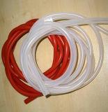 Tuyau en silicone, tube en silicone, tube en silicone fabriqué avec 100% de silicone