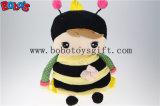"""19.6 """" 유치원 눈동자 보스 1223/50cm를 위해 만들어 아이들의 만화 견면 벨벳 책가방 책가방 꿀벌"""