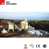 Impianto di miscelazione dell'asfalto di Dg2500AC/strumentazione compatta dell'impianto di miscelazione dell'asfalto