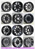 パフォーマンス6X139.7 SUV車の合金の車輪