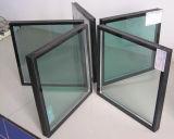 絶縁されたガラスの二重ガラスのガラス窓ガラス