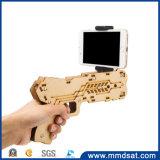 Jouet de canon de la réalité augmenté par support neuf 3D DIY AR du téléphone cellulaire AP d'arrivée