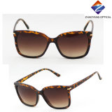 Óculos de sol de plástico de venda quente, óculos de sol de alta qualidade