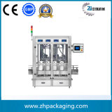 Máquina de embalagem líquida da máquina de enchimento da cerveja automática do peso Zh-CZ-4