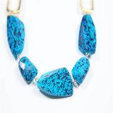 Het nieuwe Punt bespoot de Halsbanden van de Juwelen van de Manier van Parels
