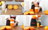 Bokdy Manual Lid Rotation Citrus Juicer Orange Squeezer Juicer