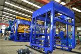 Cenizas volantes huecos automáticas de la máquina de fabricación de ladrillos bloquear la fabricación de la máquina