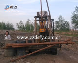Xy-200c montada sobre orugas de pozo de agua Precio de la máquina de perforación de pozos