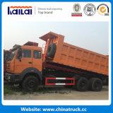 Autocarro a cassone del deposito di tonnellata 6X4 di Beiben 30 del Camion del Congo
