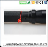 7.4V LED bewegliche nachladbare Aluminiumtaschenlampe