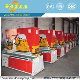 Iron Worker, Hydraulic Iron Worker, Metal Iron Worker Machine with CE Certification for European Market