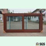 Finestra di scivolamento Colourful di profilo di UPVC, finestra, finestra di UPVC, finestra K02076 del PVC