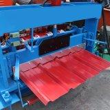 Rolo do perfil do metal que dá forma à máquina usada para o painel de aço da cerca da exploração agrícola