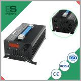 Tensão ampla 28,8 volts LiFePO4 Carregador de bateria