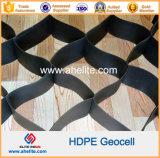 Glattstrukturiertes Oberflächenplastik-HDPE Geocell verwendet im Straßenbau