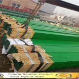 Geschweißtes galvanisiertes Puder-Schicht Greehouse Stahlrohr