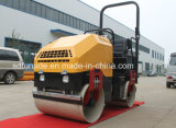 doppio rullo vibratorio dell'asfalto del timpano 1700kg (FYL-900)