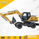 13 toneladas de excavadoras de alta calidad para construcción