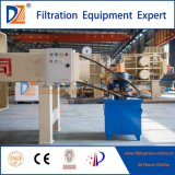 2017 Manual de prensa de filtro de la Cámara Superior de la serie 1250 para el tratamiento de agua