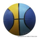 El logotipo del fabricante de tamaño Junior de Baloncesto de goma