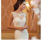Soirée de promotion de 2016 prom robes de mariée robe de mariage (ALSW001)