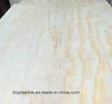 Grado natural de los muebles de la cara 20m m del pino de la madera contrachapada