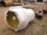 Adaptador rotatorio de la cubierta de la plataforma de perforación