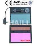 ANSI van Ce de Zonne Auto Verdonkerende Filter van het Masker van het Lassen (adf-200K)