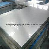 Feuille de plaque d'acier inoxydable de constructeur avec la surface de Ba