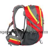 senhoras do Mens 40L que caminham o saco de escola de acampamento da mochila
