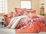 Reine Baumwolle mit der reagierenden gedruckten Bettwäsche eingestellt (YH1157-2)
